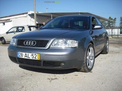 usado Audi A6 2.5 TDi V6