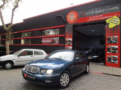 usado Rover 75 Exclusive 2.0