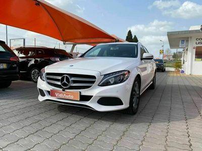 usado Mercedes C220 Avantgard 170 Cv GPS