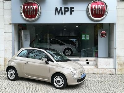 gebraucht Fiat 500 Lounge 1.2 8v 69cv