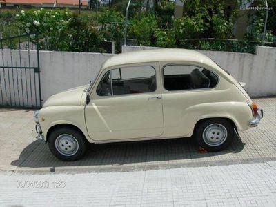 usado Fiat 600 2 Portas