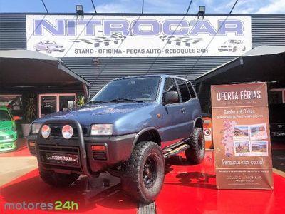 usado Nissan Terrano II 2.7 SLX