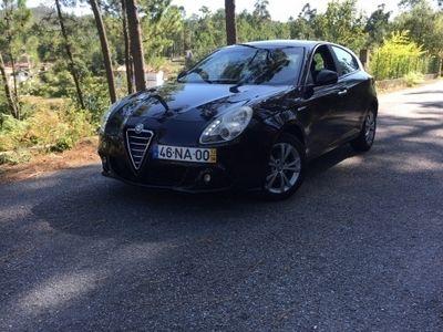 used Alfa Romeo Giulietta 1.6 JTD DISTITIVE