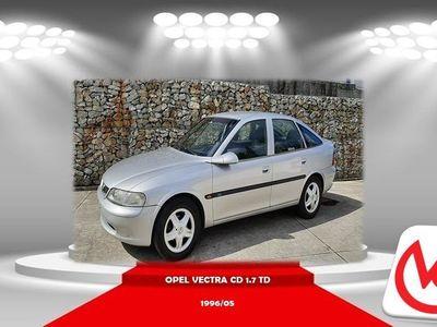 usado Opel Vectra 1.7 TD CD