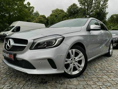 usado Mercedes A180 d Urban Aut.