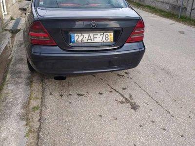 usado Mercedes C220 W203