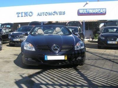 usado Mercedes SLK200 Classe SLKK Auto. (163cv) (2p)