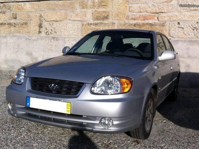 brugt Hyundai Accent 1.5 Crdi Diesel 2003