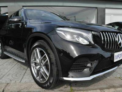 usado Mercedes GLC250 250 AMG AUT GPS COMANDE
