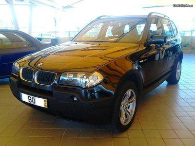 usado BMW X3 Sport 2.0d 150CV - 06