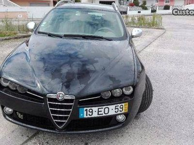 usado Alfa Romeo 159 sw 150cvs 1.9