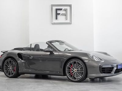 usado Porsche 911 Turbo Cabriolet 991