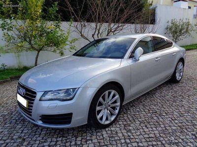 usado Audi A7 3.0 TDI QUATTRO S