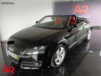 second-hand Audi TT 2.0 TSFI 200cv