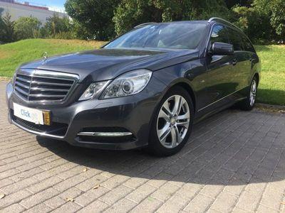 usado Mercedes E250 CDi Avantgarde BlueE.Aut.
