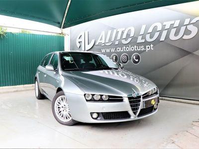 usado Alfa Romeo 159 Sportwagon 2.4 JTDM