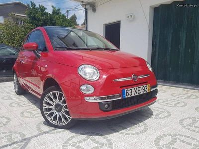 usado Fiat 500C 1.2 Tecto Panoramico
