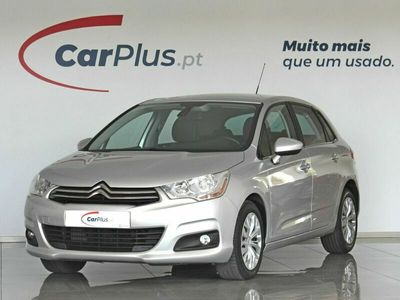 usado Citroën C4 1.6 HDi 90 SEDUCTION 2013
