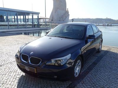 usado BMW 525 d Nacional