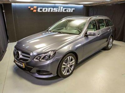 usado Mercedes E300 BlueTEC Station Hybrid Exclusive