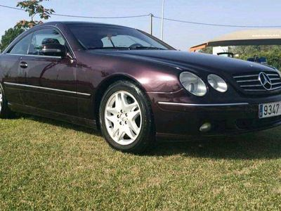 usado Mercedes CL500 306 cv