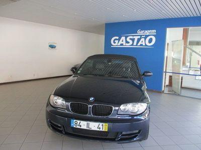 usado BMW 120 Cabriolet D Cábrio