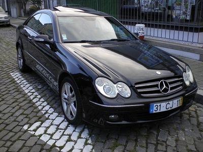 usado Mercedes CLK220 AVANTGARDE