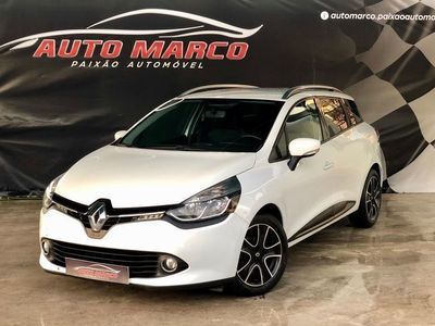 usado Renault Clio Sport Tourer 1.5dCI Dynamique
