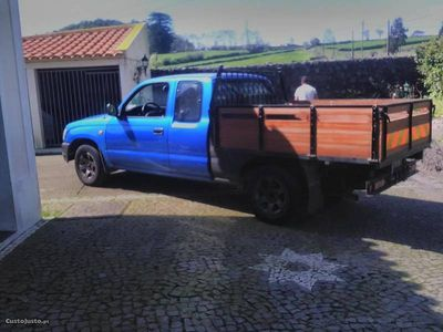 used Toyota HiLux xcab