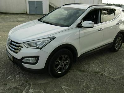 usado Hyundai Santa Fe 2.2 CRDi Style 7L Aut.J18