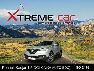 usado Renault Kadjar 1.5 DCi 110CV (CAIXA AUTOMATICA EDC)