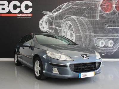 usado Peugeot 407 1.6 HDI NACIONAL