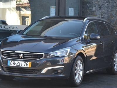 usado Peugeot 508 SW 1.6 E-HDi 115cv