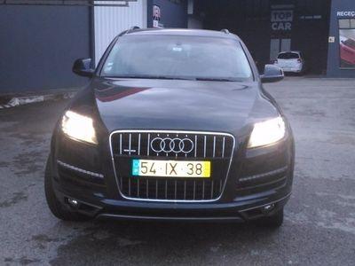 usado Audi Q7 3.0 TDI Quattro