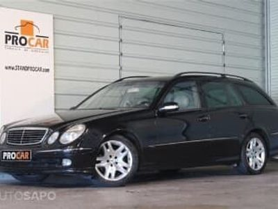 usado Mercedes E320 ClasseCDi Avantgarde (204cv) (5p), Diesel