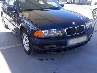 brugt BMW 320 320 D full estras