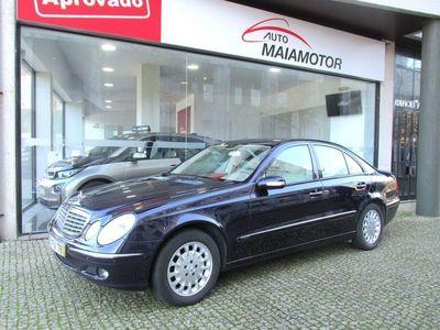 usado Mercedes E220 CDI AUTO ELEGANCE