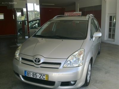 used Toyota Corolla Verso 2.0 D-4D Sol (116cv) (5p)