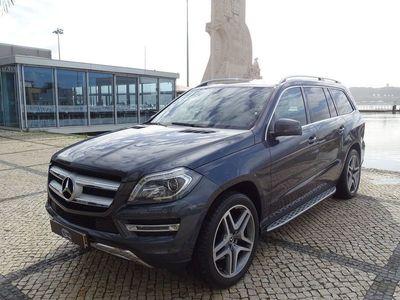 usado Mercedes GL350 BlueTEC 4-Matic Nacional