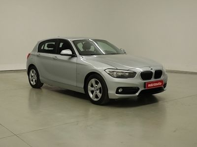 usado BMW 116 d EDynamics Line Sport Nav