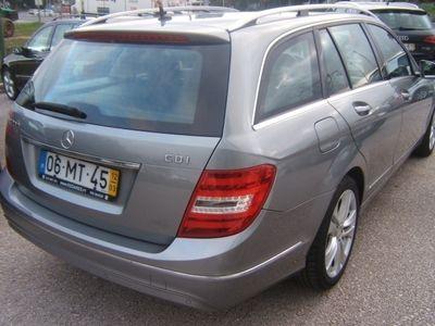usado Mercedes C200 Classe CCDi Avantgarde BE (136cv) (5p)