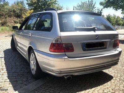 brugt BMW 320 Touring 150cv