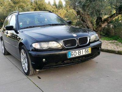 usado BMW 320 touring M 150cv