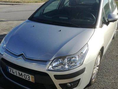 used Citroën C4 1.6HDI