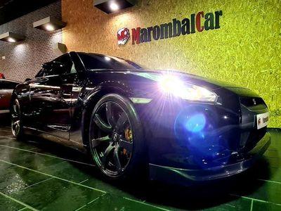 usado Nissan GT-R R35 BLACK EDITION