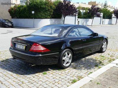 usado Mercedes CL500 Full Extras