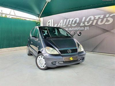 usado Mercedes A140 Classic Automática 8