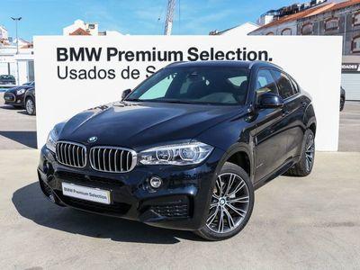 usado BMW X6 xDrive40d 2019