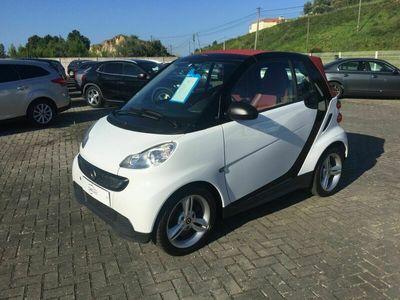 usado Smart ForTwo Cabrio Diesel