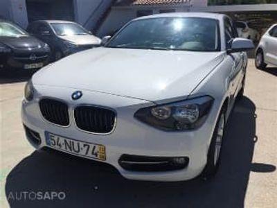usado BMW 118 Série 1 dA Line Sport (143CV) (3P), Diesel